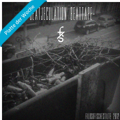 Filosofische Stilte – Beatjeculation Beattape
